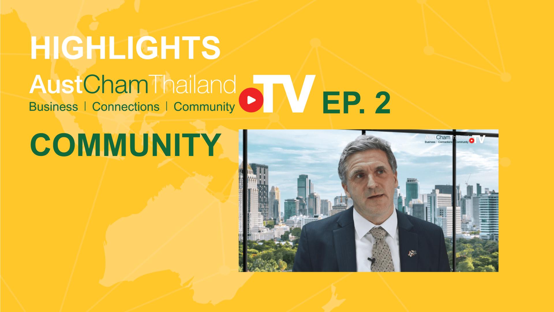 AustCham Channel video ep2 thumbnail_Community