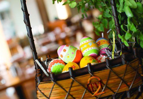 01. Riverside 'Easter'cation at Shangri-La Hotel, Bangkok