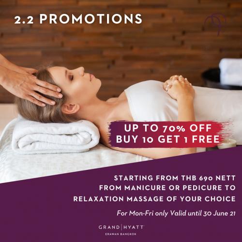 2.2 Wellness promotion