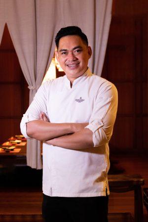 Anantara_Siam_New Head Chef_Shintaro
