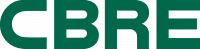 CBRE Logo - Green Transparent