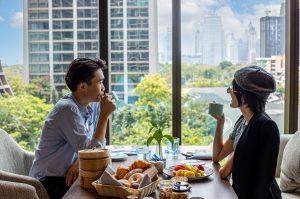 Kimpton Maa-Lai Bangkok_Stock.Room_Breakfast