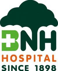 Logo BNH white background