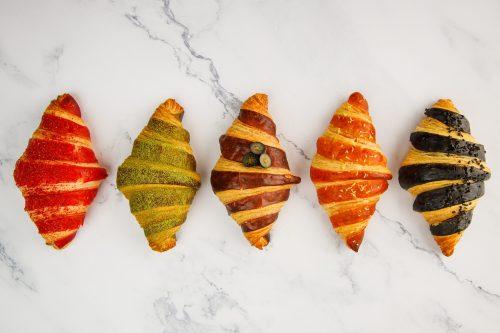 Meli Melo Croissant selection