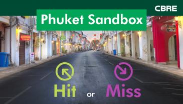 Phuket Sandbox Hit or Miss