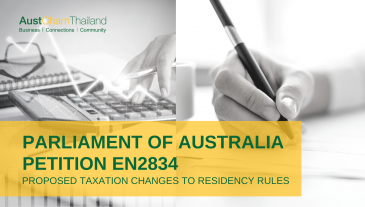Proposed Taxation Changes to Residency Rules