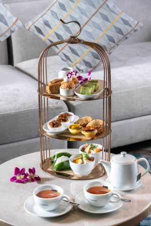 Singapore Style Carlton Afternoon Tea, Carlton Hotel Bangkok Sukhumvit (1)