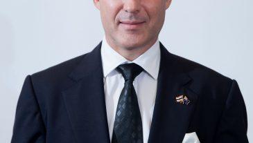 Brenton Mauriello, AustCham President