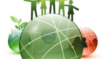 community-globe