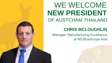 welcome new president